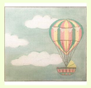 Hot-Air-Balloon design