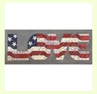 LOVE-AMERICA design