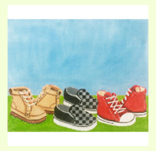 Boys Shoes design