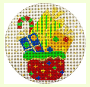 Christmas Gifts Ornament design