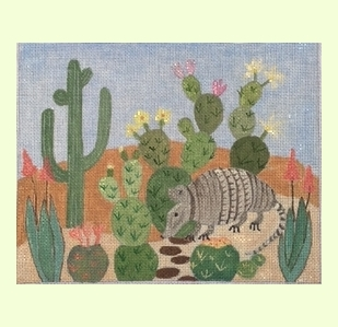 Cactus and Armadillo design