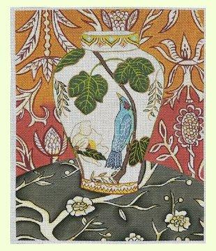 Chinese-Vase design