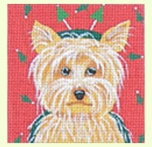 Yorkshire Terrier design