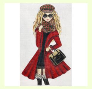 Winter-Girl design
