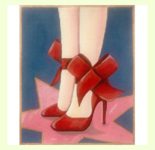 Red-Shoes design