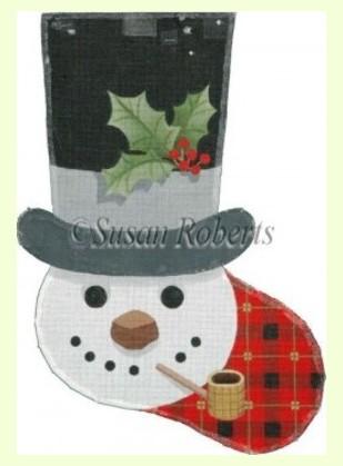 Snowman-Santa design