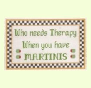 Martinis design