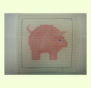 Happy Pig design