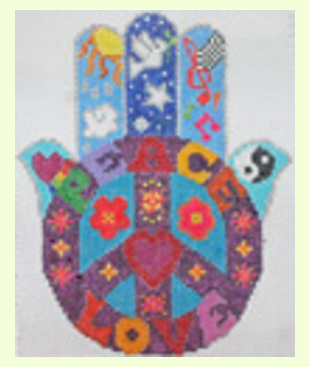 Hamas-Peace-Love-Music design
