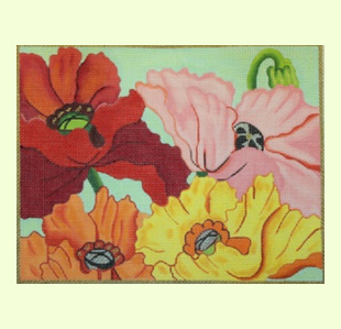 Poppy-Bouquet-Medium design