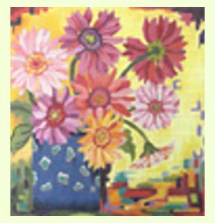 Tapestry Gerbers design
