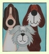 Three Tall Pups