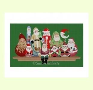 Santa-Collection design