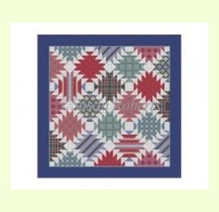 Pineapple-Quilt design