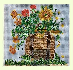 Summer-Baskett-Flowers design
