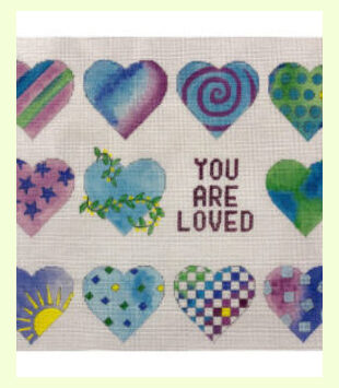 You-Are-Loces-Hearts design