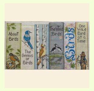 Bird-Books design