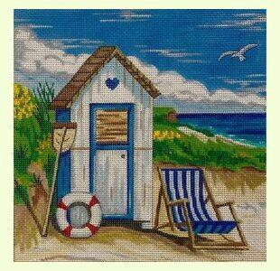 Beach-Hut design