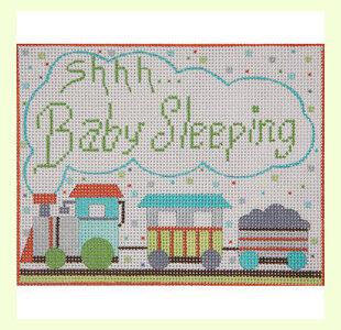 SHHHH-Train-Sleeping design